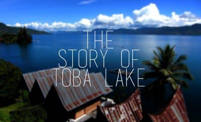 Contoh Narrative Text & Artinya : The Story of Toba Lake