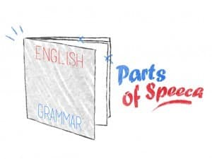 parts of Speech copy