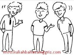 Contoh Dialog atau Percakapan Bahasa Inggris Untuk 3 Orang Terupdate