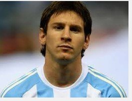 descriptive text about lionel messi