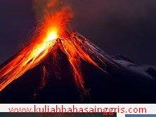 5 Contoh Explanation Text About Krakatau Volcano + Artinya Terbaik
