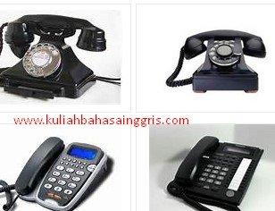 Dialog Bahasa Inggris Dalam Telepon Kantor Beserta Artinya