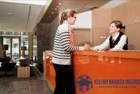 Contoh Dialog Percakapan Bahasa Inggris Untuk Check-in di Hotel LENGKAP Dan Artinya