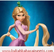 Contoh Story Telling Rapunzel