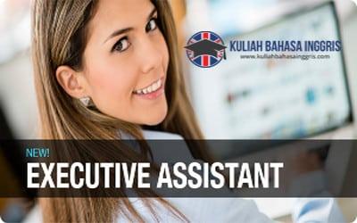 Contoh Surat Lamaran Kerja Bahasa Inggris Executive Assistant Terbaru