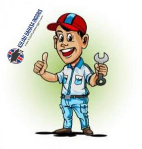 Contoh Surat Lamaran Kerja Bahasa Inggris Mechanic Terbaru