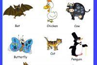 100 Daftar Kosa Kata Nama Binatang Dalam Bahasa Inggris Dan Artinya