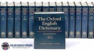 Mengenal Lebih Dekat Kamus Oxford