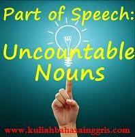 Pengertian Countable Dan Uncountable Noun Beserta Contoh Terlengkap