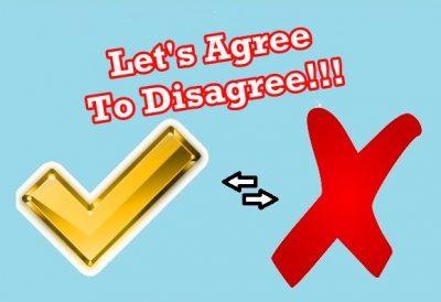 Contoh Kalimat Agree And Disagree Dalam Bahasa Inggris Dan Penjelasan