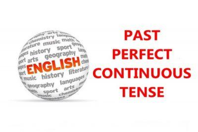 Contoh, Rumus, dan Penjelasan, Past Perfect Contious Tense Dalam Bahasa Inggris