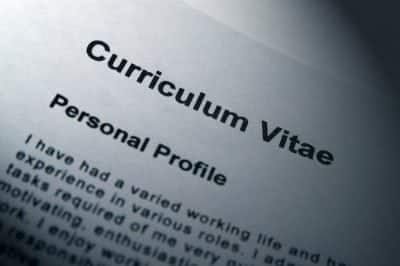 Cara Membuat Curriculum Vitae Cv Semenarik Mungkin Beserta Contohnya