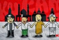 Kumpulan Ucapan Perayaan Agama (Islam, Kristen, Hindu dan Buddha ) dalam Bahasa Inggris Lengkap beserta Arti