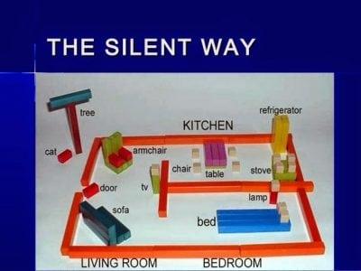 Kiat Khusus Belajar Bahasa Inggris dengan Metode Silent Way
