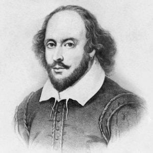 Kumpulan Puisi Karya William Shakespeare