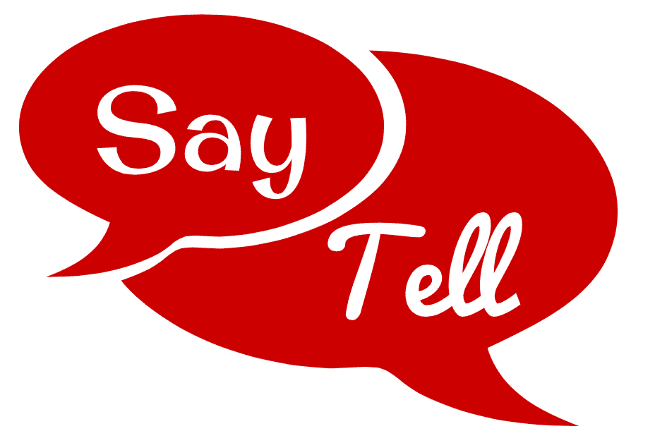 """Perbedaan Penggunaan """"Say"""" dan """"Tell"""" dalam Bahasa Inggris"""