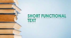 7 Short Functional Text Beserta Pengertian dan Contoh Lengkap