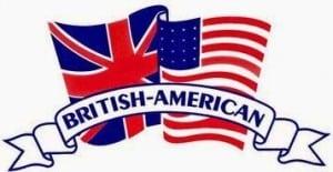 Perbedaan Struktur Kata pada 'British English' dan 'American English' beserta Kumpulan Kosakata yang Menjadi Perbedaanya