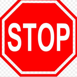 12 Traffic Sign (Rambu-Rambu Lalu Lintas) dalam Bahasa Inggris yang Paling Sering Digunakan