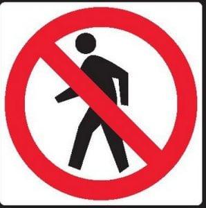52 Traffic Sign Rambu Lalu Lintas Dalam Bahasa Inggris