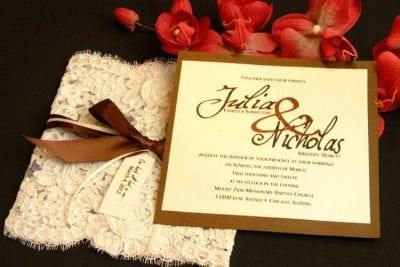 Wedding Invitation : Cara dan Contoh Membuat Surat Undangan Pernikahan dalam Bahasa Inggris Paling Menarik Diantara yang Lain
