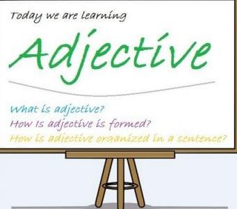 Pengertian, Contoh serta Penjelasan Coordinate Adjective dalam Bahasa Inggris