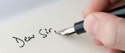 Apology Letter (Surat Permintaan Maaf) : Cara dan Contoh Menulis Surat Permintaan Maaf dalam Bahasa Inggris