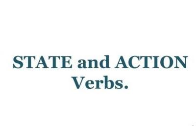 Action vs Stative Verb : Penjelasan serta Contoh dalam Kalimat Bahasa Inggris