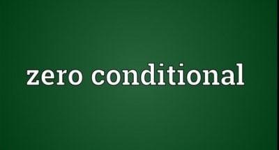 Pengertian serta Rumus Zero Conditional dalam Bahasa Inggris dan Contoh