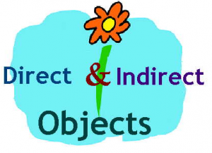 "Pengertian, Posisi Dan Contoh ""Direct & Indirect Object"" Dalam Kalimat Bahasa Inggris"
