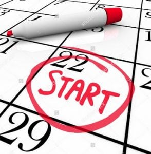 """Persamaan, Perbedaan Dan Penggunaan """"Begin, Start, Commence"""" Dalam Kalimat Bahasa Inggris Serta Contoh"""