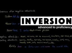 """Pengertian, Rumus, Penggunaan Dan Contoh """"Inversion"""" Dalam Kalimat Bahasa Inggris"""