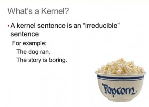 """Pengertian, Aturan Dan Contoh """"Kernel Sentence"""" Dalam Bahasa Inggris"""