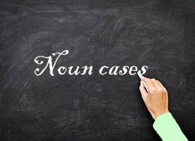 "Pengertian, Macam Dan Contoh ""Noun Cases"" Dalam Kalimat Bahasa Inggris"