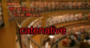"Pengertian Dan Contoh ""Catenative Verb"" Dalam Bahasa Inggris"