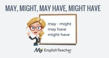"""Perbedaan """"May Have & Might Have"""" Beserta Contoh Dalam Bahasa Inggris"""