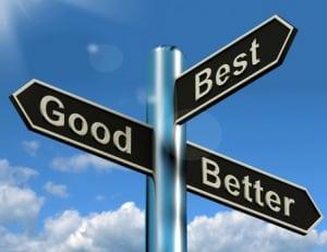 """Perbedaan Dan Contoh """"Good Better Best"""" Dalam Bahasa Inggris"""