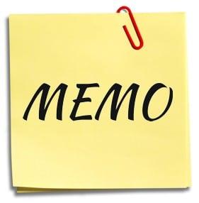 Kumpulan Contoh Memo Untuk 'Mengadakan Pertemuan' Dalam Bahasa Inggris Beserta Contoh