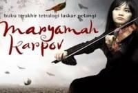 Ringkasan Cerita Novel 'Maryamah Karpov' Dalam Bahasa Inggris Dan Artinya