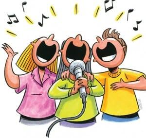 """Perbedaan """"Sing, Sang, Sung, Singing"""" Dalam Bahasa Inggris Beserta Contoh Kalimat"""