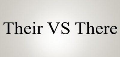"""Perbedaan Dan Contoh Lengkap """"There vs Their"""" Dalam Bahasa Inggris Beserta Contoh Kalimat"""