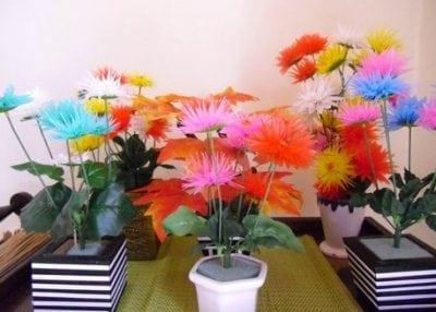 Procedure Text Cara Membuat Bunga Dari Sedotan Dalam Bahasa Inggris