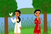 Cerita Bawang Merah Dan Bawang Putih Dalam Bahasa Inggris Beserta Artinya