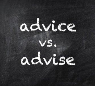 Advise vs Advice : Penjelasan Dan Contoh Lengkap Dalam Bahasa Inggris