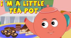 """Lagu Anak """"I am a little Teapot"""" Dalam Bahasa Inggris Beserta Arti"""