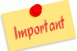 Kumpulan Sinonim Kata 'IMPORTANT' Dalam Bahasa Inggris Beserta Contoh Kalimat