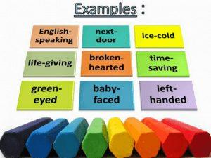 4 Pola Compound Adjective Dalam Bahasa Inggris Beserta Contoh Kalimat Lengkap