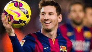 Biografi 'Lionel Messi' Dalam Bahasa Inggris Beserta Arti Lengkap
