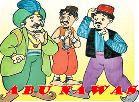 Contoh 'Cerita Abu nawas' Dalam Bahasa Inggris Beserta Arti Lengkap
