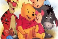 Cerita'Winnie The Pooh' Dalam Bahasa Inggris Beserta Arti Lengkap